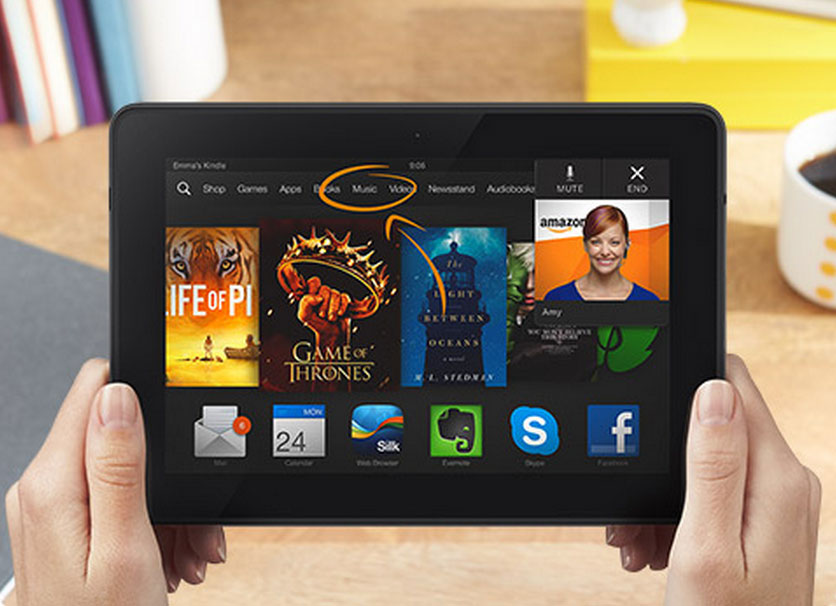 Deal Alert: $100 off Kindle Fire HDX tablet with 4G LTE [Expired]