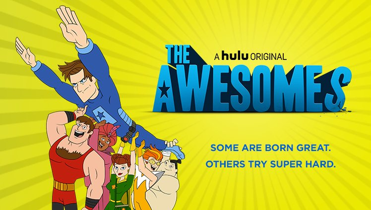 the-awesomes-hulu-original-title-slate