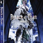 Attack on Titan Part 2 Blu-ray DVD Combo