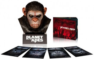 'Dawn of the Planet of the Apes' now available on Blu-ray & DVD