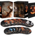 Halloween The Complete Collection Limited Deluxe Edition Blu-ray