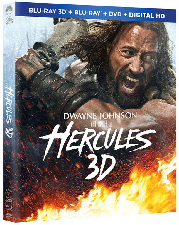'Hercules' slated for early Digital release, Blu-ray & DVD to follow
