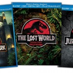 "Deal Alert: 65% off ""Jurassic Park Blu-ray Trilogy"""