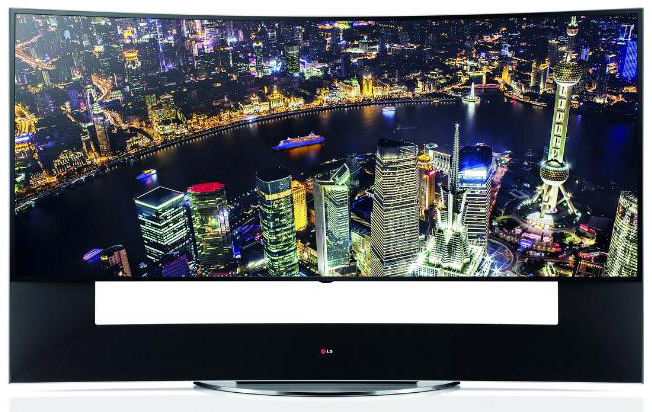 LG Electronics USA 4K TV