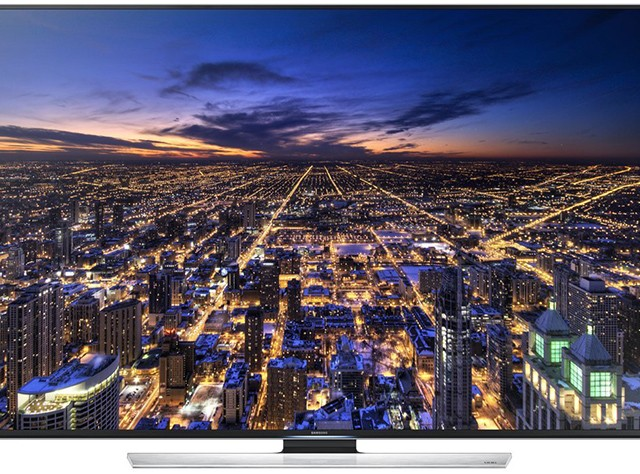 Samsung UN55HU8550 55-Inch 4K Ultra HD 120Hz 3D Smart LED TV