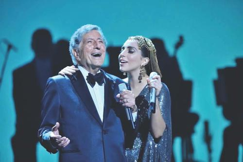 Lady Gaga & Tony Bennett concert now streaming in 4k on LG TVs