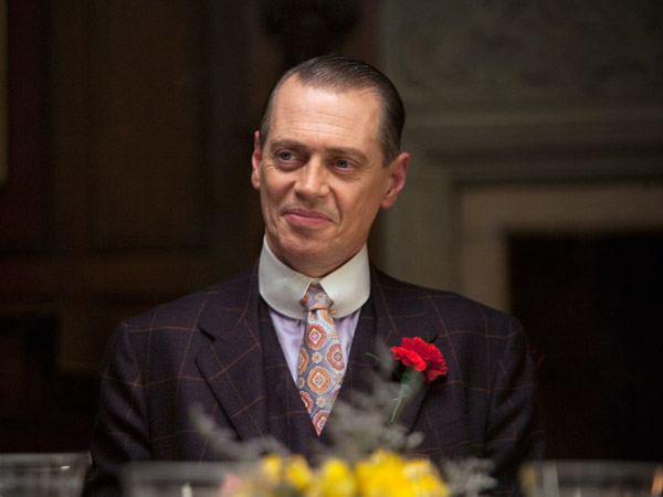 Boardwalk Empire Steve Buscemi  Enoch 'Nucky' Thompson