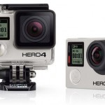 GoPro reveals HERO4 lineup in Black & Silver editions