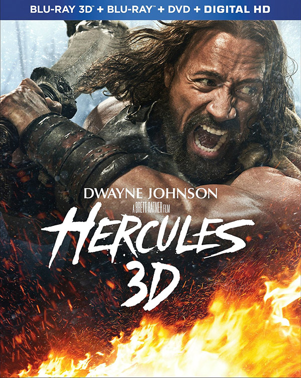 Hercules Extended Cut announced for Digital HD & Blu-ray