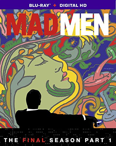 Mad Men the Final Season-Part 1 Blu-ray