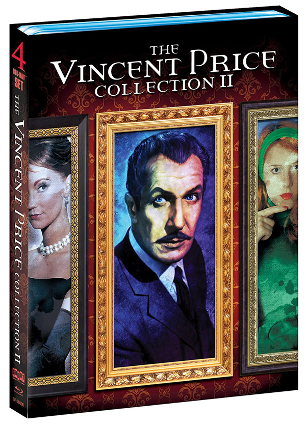 The Vincent Price Collection II Blu-ray