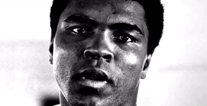 Muhammad Ali doc released to Digital HD, Blu-ray & DVD to follow