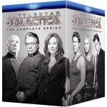 Battlestar Galactica: The Complete Series on Blu-ray only $89
