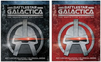 Battlestar Galactica The Original Series remastered for Blu-ray
