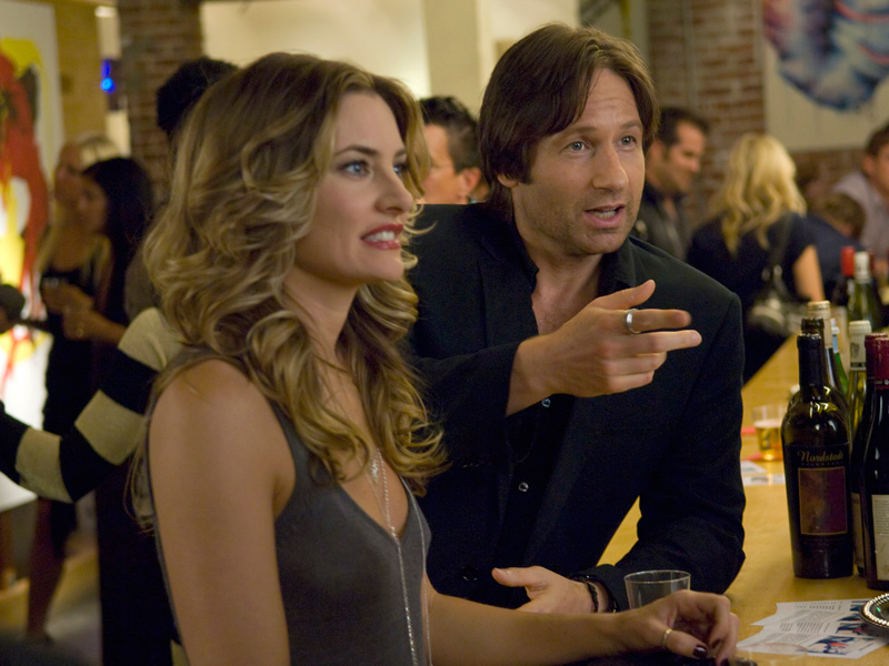 Hulu Plus now streaming all seasons of Californication