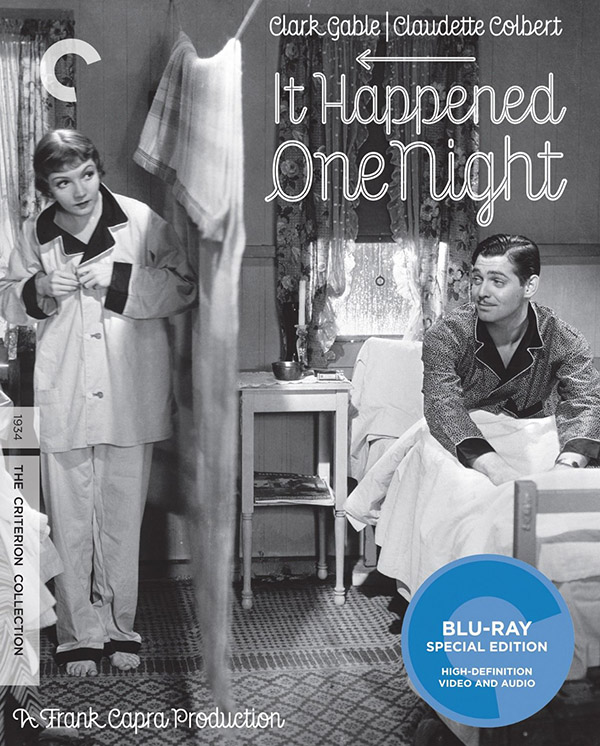 It Happened One Night Criterion Collection 1934