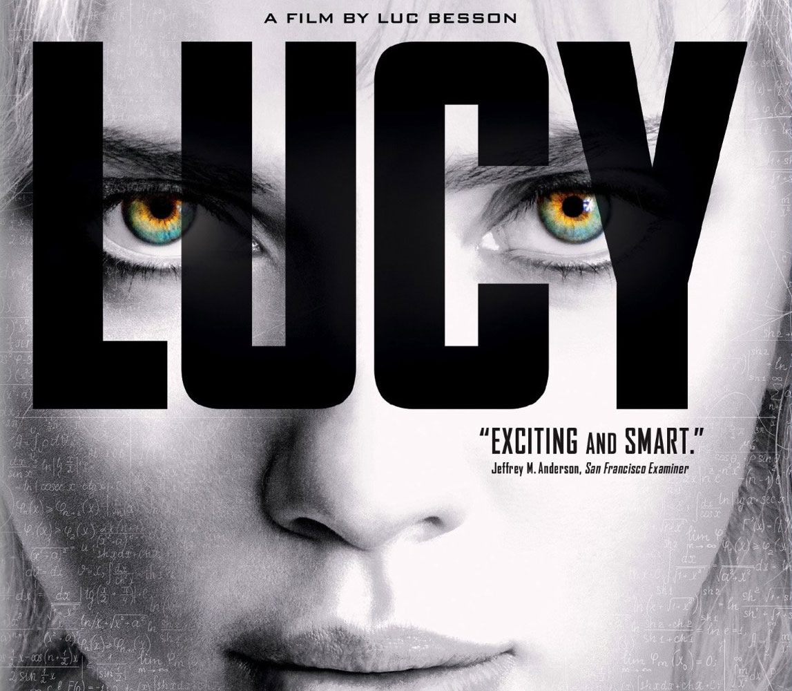 Lucy release dates announced for Blu-ray, DVD & Digital HD