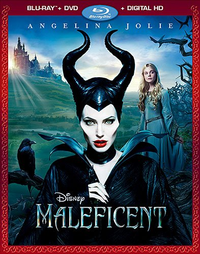 Maleficent Blu-ray Digital HD