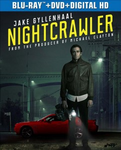 Nightcrawler Blu-ray Mockup