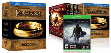Deal Alert: The Lord of the Rings Trilogy w/The Hobbit & Shadow of Mordor PS4/Xbox One Collections [Expired]