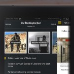Washington Post app launches for Fire tablets with 6-month access