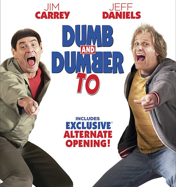 Universal Pictures Home Entertainment Dumb and Dumber To