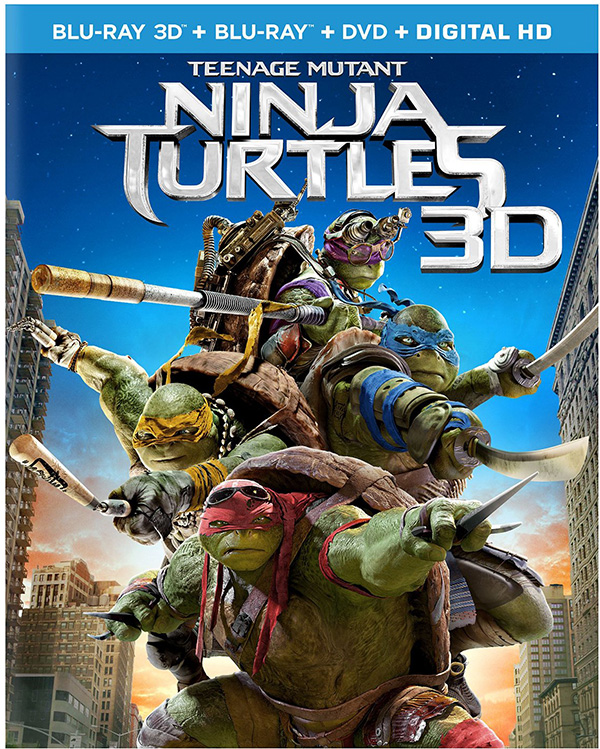 Teenage Mutant Ninja Turtles Blu-ray DVD Digital 600px
