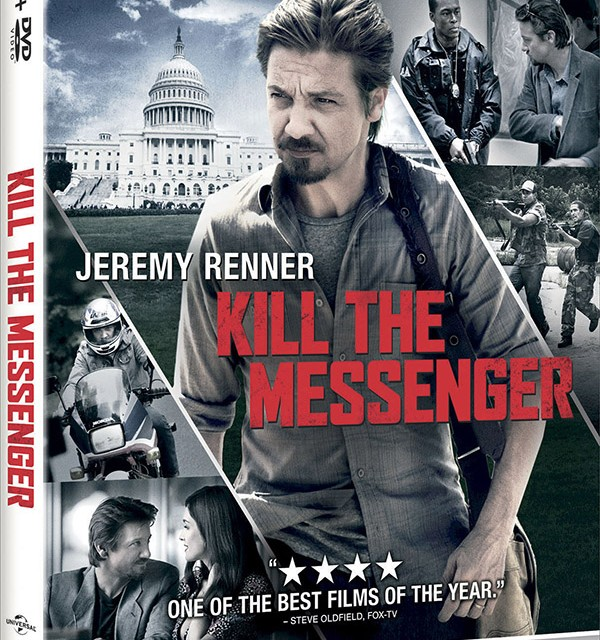 Universal Pictures Home Entertainment Kill The Messenger