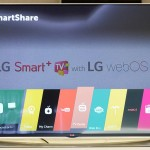 LG to reveal webOS 2.0 updated Smart TV platform CES 2015