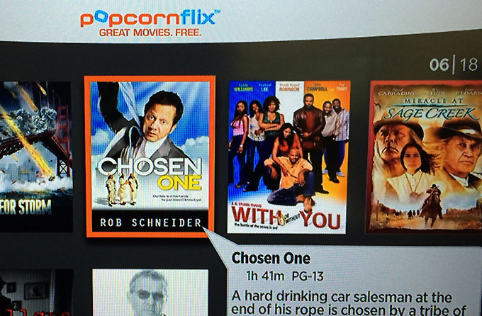 popcornflix-interface-chosen-one