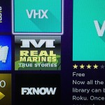 Roku adds new channels & improves search results