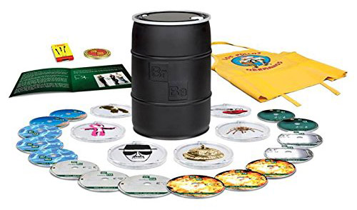 Take 47% Off 'Breaking Bad: The Complete Series' on Blu-ray