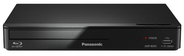 Panasonic BD93 Front View
