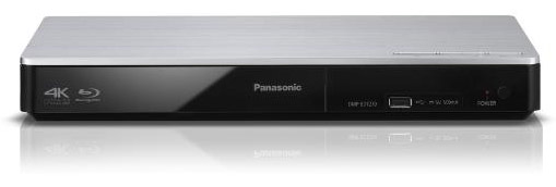 Panasonic's new 4k upscaling Blu-ray player at CES 2015