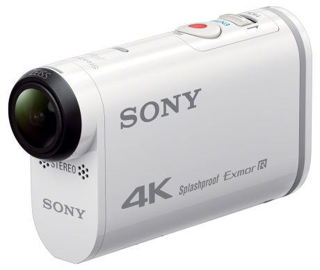 Sony displays 4k X1000V Action Cam at CES 2015