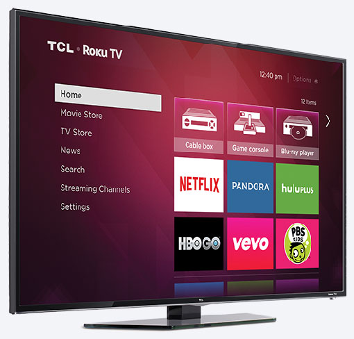 Roku to support 4k video in future TCL TV models