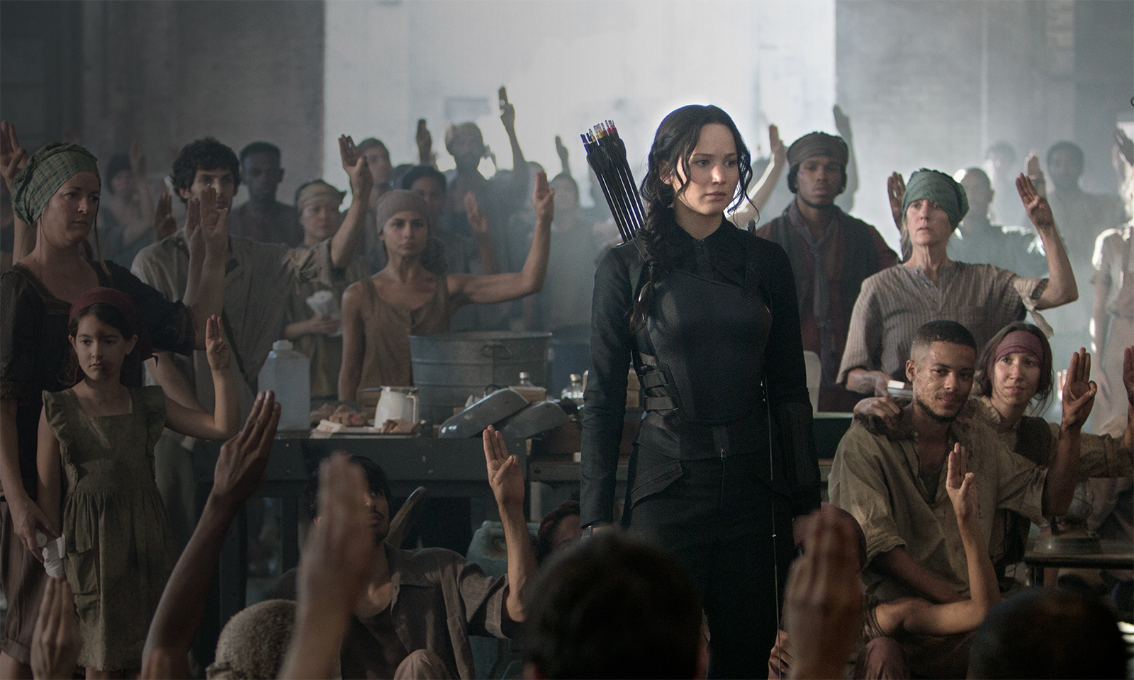 The Hunger Games: Mockingjay – Part 1 to premiere on EPIX