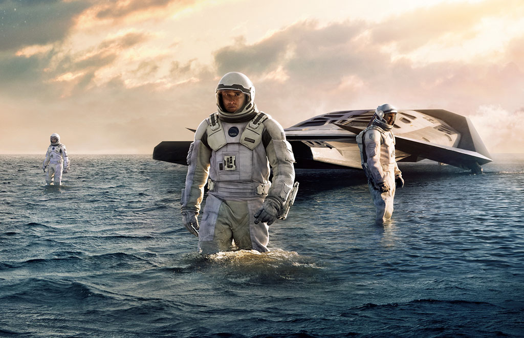 Interstellar launches on Epix channel & supporting devices