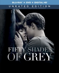 Fifty Shades of Grey Blu-ray Combo