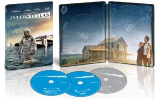 'Interstellar' Blu-ray Exclusive US Editions & Prices