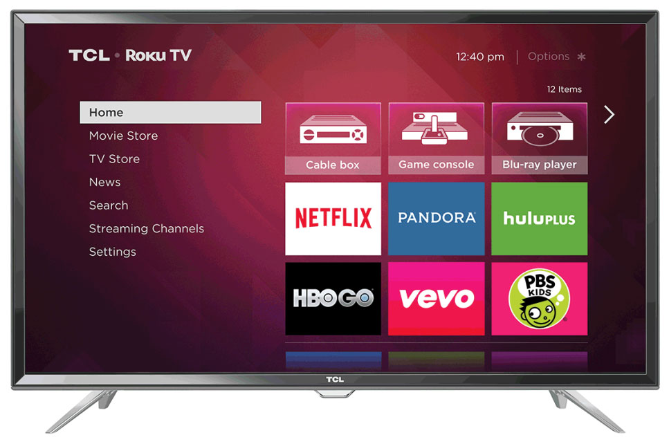 TCL Roku TV 2015 Models Announced