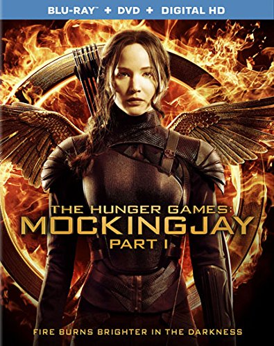 The Hunger Games Mockingjay - Part 1 Blu-ray