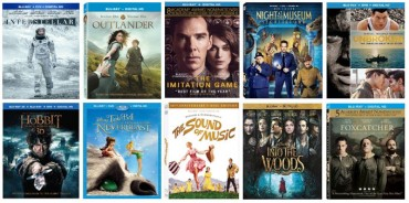 Hot Pre-Orders on Blu-ray Combos with Digital HD this Month