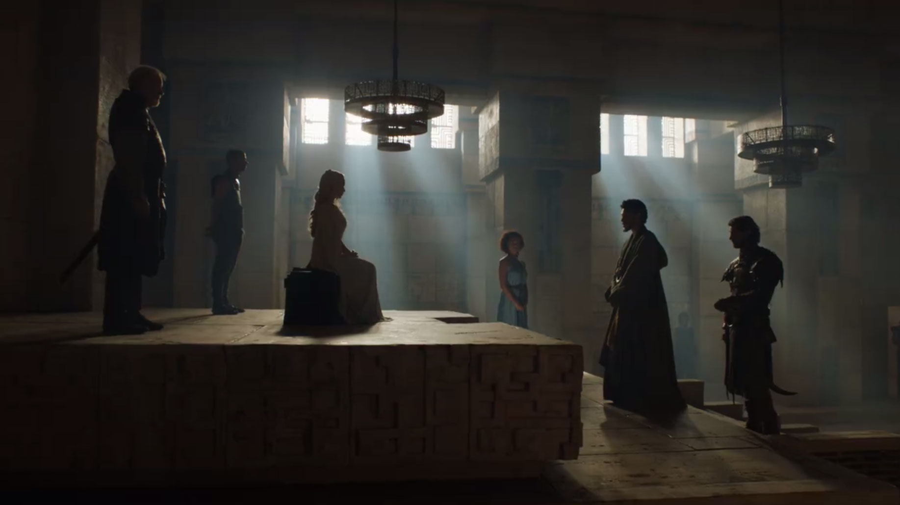 New Game of Thrones Season 5 trailer revealed