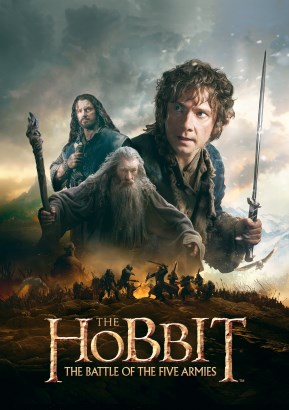 the hobbit the battle of the five armies poster digital hd