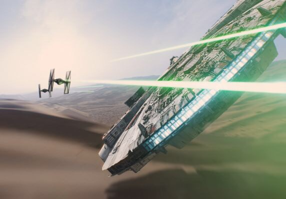 Star Wars: Episode VII – The Force Awakens Official Teaser Trailer #2 Released