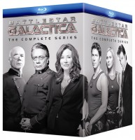 Battlestar Galactica: The Complete Series 21-disc set only $88.99 [Expired]