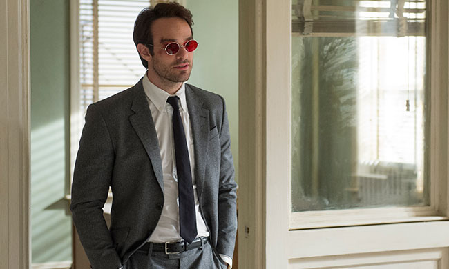 'Daredevil' series premieres on Netflix this Friday