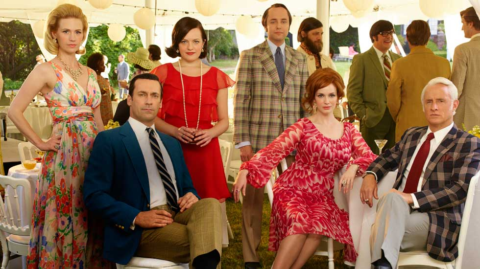 Mad Men's Final Episodes Premiere Tonight on AMC