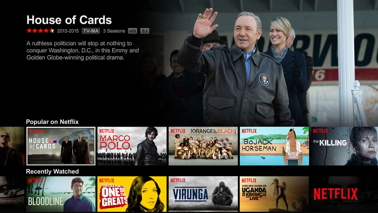 DISH launches Netflix for Joey, Vevo on Hopper